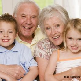 children with grandparents