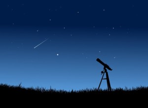Star Gazing with Comet